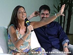 Patrícia Moretzsohn fala sobre a trama (Foto: Malhação / TV Globo)