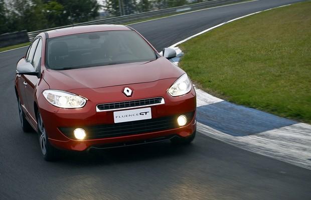 Renault Fluence GT 2013 (Foto: Renault)