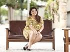 'Fazer uma virgem na TV dá uma animada em casa', diz Fabiana Karla