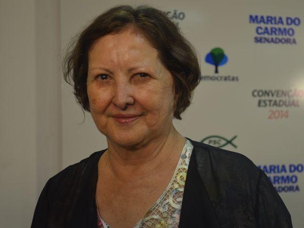 Maria pretende continuar trabalho na saúde e educação (Foto: Flávio Antunes/G1)