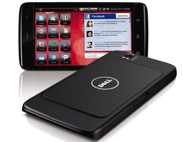 Tablet Streak, da Dell, 5 polegadas (Foto: Divulgação)