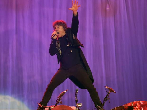 Iron Maiden fecha o Rock in Rio (Foto: Wilton Junior/Estadão Conteúdo)