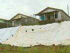 Prefeitura faz obras emergenciais após chuvas em Muzambinho, MG