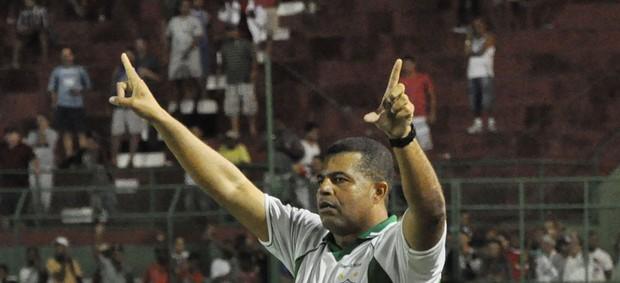 Itabaiana anuncia Laelson Lopes como novo treinador  (Foto: Reprodução / Blog Vídeoplay Esporte)
