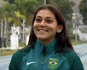Desconforto no joelho tira Ana Cláudia do 4x100m feminino; confira substituta