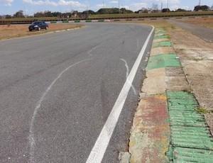relatorio acidente brasília motovelocidade vanessa daya (Foto: Divulgação)