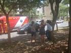 Idoso morre depois de ser atropelado por carro na 513 Norte, em Brasília