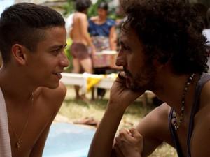 Tatuagem filme Irandhir Santos (Foto: Flavio Gusmão/Divulgação)