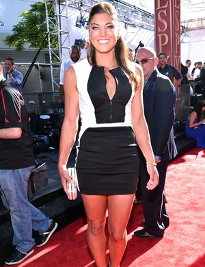 Hope Solo prêmio  ESPY Awards (Foto: Getty Images)