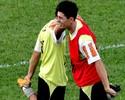 Liberado para jogar, Alessandro deixa titularidade nas mãos de Givanildo