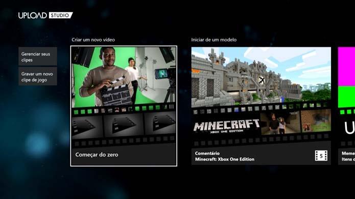 Limpe arquivos do Upload Studio do Xbox One (Foto: Reprodução/Murilo Molina)