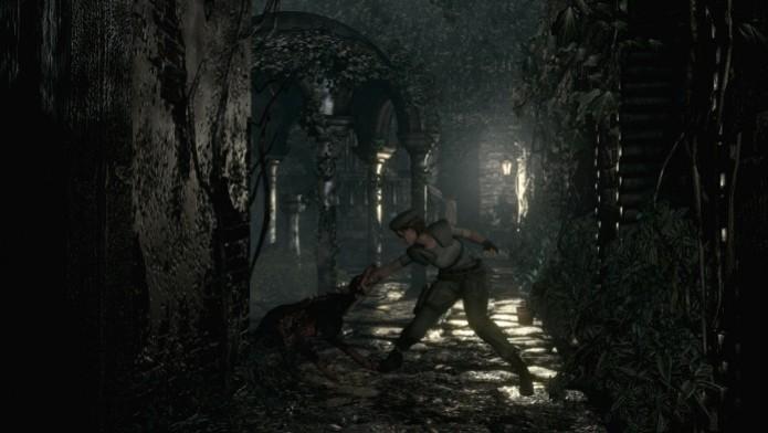 Resident Evil HD Remaster será lançado dia 20 de janeiro por 20 dólares (Foto: Divulgação) (Foto: Resident Evil HD Remaster será lançado dia 20 de janeiro por 20 dólares (Foto: Divulgação))