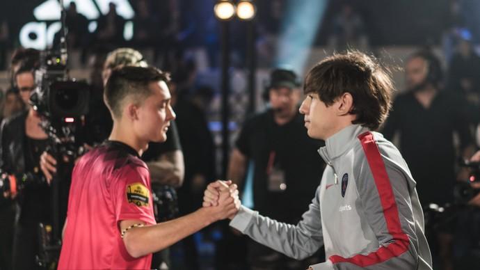 Marlut; Rafifa13; PSG; FUT Champions; Fifa (Foto: Divulgação / EA Sports)