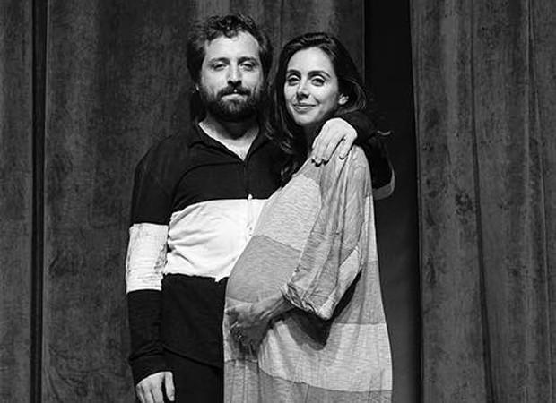 Gregório Duvivier e Giovanna Nader (Foto: Reprodução/Instagram)
