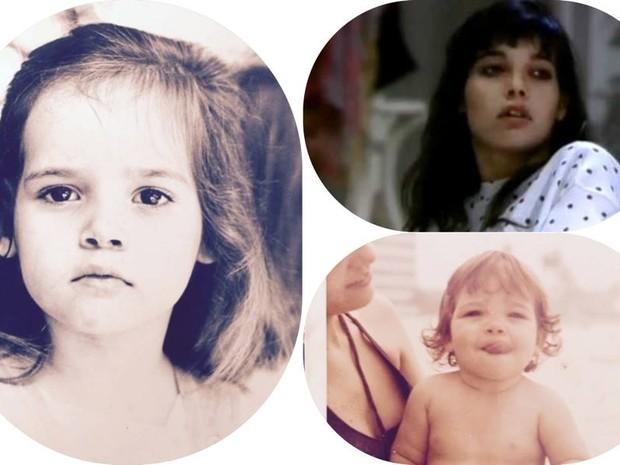 Daniella Perez, filha de Gloria Perez (Foto: Facebook/ Reprodução)