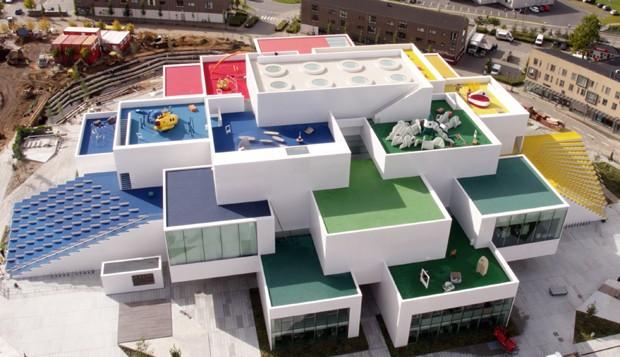 Lego-House (Foto: Divulgação)