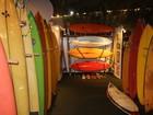 Museu Internacional do Surf é reaberto em shopping de Cabo Frio