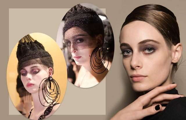 Maquiagem Armani (Foto: Reprodução)