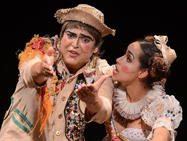 Espetáculo 'A Farra do Boi Bumbá' se apresenta na próxima terça, dia 27 (Foto: Divulgação)