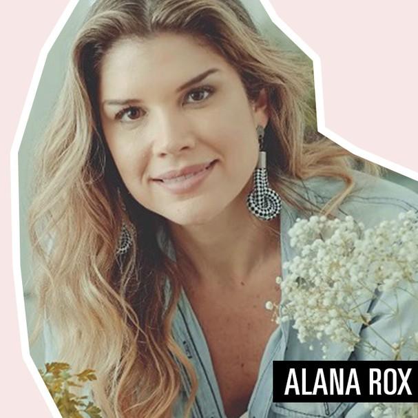 Alana Rox (Foto: Arte: Renata Kameda)