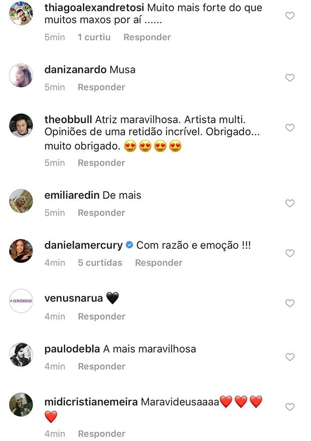 Vera Holtz (Foto: Reprodução/ Instagram)