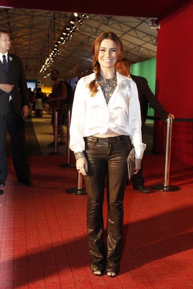 Giovanna Antonelli (Foto: Thyago Andrade/ Fotorio News)