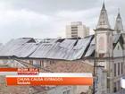 Defesa Civil diz que ventos chegaram a 80 km/h em temporal em Taubaté