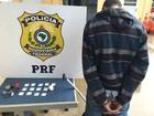 Com maconha e cocaína, homem é preso em ônibus que passava pelo DF
