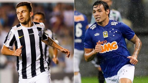Santos enfrenta Cruzeiro em partida transmitida para mineiros neste domingo, dia 16, pelo Brasileirão (Foto: Getty Images)