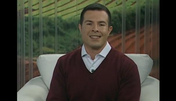 Fernando Mancio  (Foto: Reprodução / TV Diário)