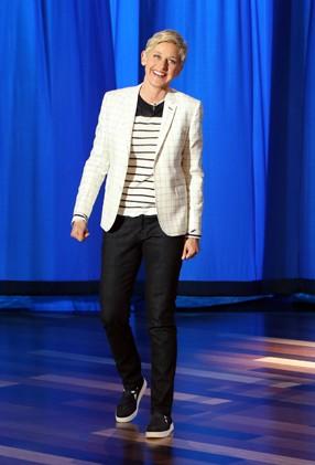 Ellen DeGeneres Perfil Quem Faz (Foto: Divulgao)