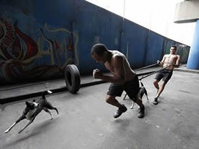 treino (Foto: Divulgação)
