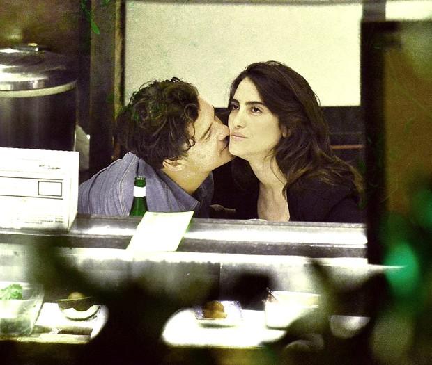 Orlando Bloom e Luisa Moraes (Foto: Splash News / AKM-GSI)