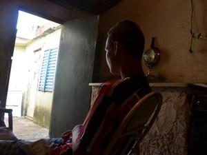 Adolescente de 15 anos vendeu drogas em Piracicaba (Foto: Luiz Felipe Leite/G1)