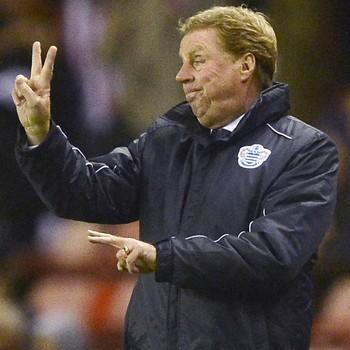 Redknapp, Sunderland x Queens Park Rangers (Foto: Agência Reuters)