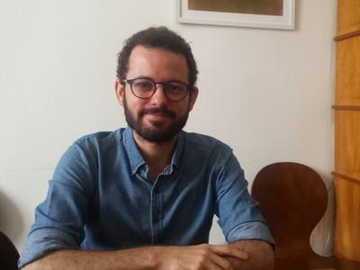 Fabio Oliveira pesquisador vegano mma (Foto: Jamille Bullé)