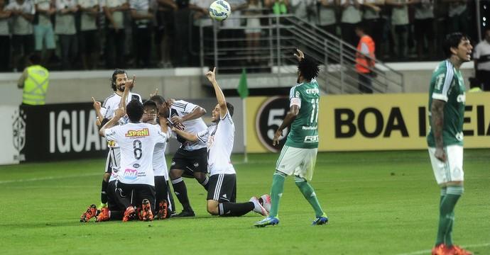 Palmeiras x Ponte Preta Brasileiro (Foto: Marcos Ribolli)
