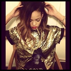 Rihanna (Foto: Instagram/ Reprodução)