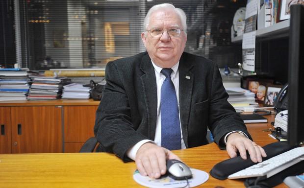 Hartmut Glaser, do CGI.br, diz que há avanços na proposta para uma governança global da internet (Foto: Divulgação/Reinaldo Canato)