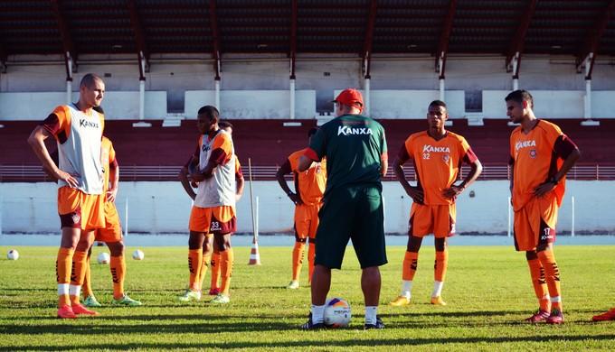 Boa Esporte faz reformulação após dispensa do técnico Ney da Matta (Foto: Régis Melo)