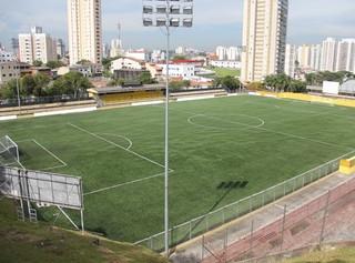 Estádio Baetão - São Bernardo do Campo-SP (Foto: Divulgação)