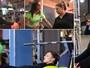 Palestrante vai da sensação de morte ao Mundial de paraciclismo em 2 anos