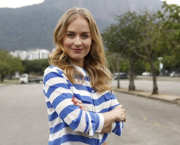 Angélica posa da foto do Gshow (Foto: TV Globo/ Fábio Rocha)