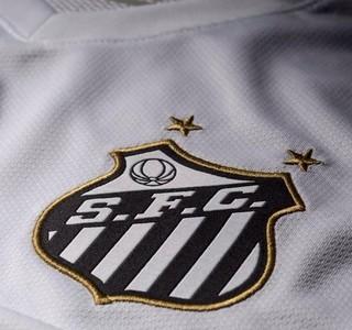 Nova Camisa Santos (Foto: Reprodução/Twitter)