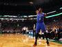 Já é rotina! Westbrook faz triplo-duplo em vitória do Oklahoma em Boston