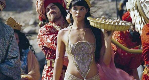A atriz Gemma Arterton em O Príncipe da Pérsia (2010) (Foto: Reprodução)