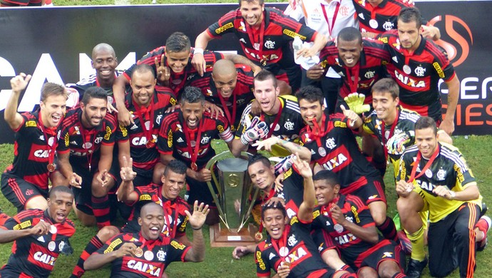 São Paulo x Flamengo Campeão (Foto: Cahê Mota)