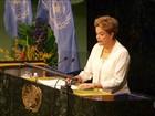 Dilma Rousseff recua e não fala em golpe durante discurso na ONU
