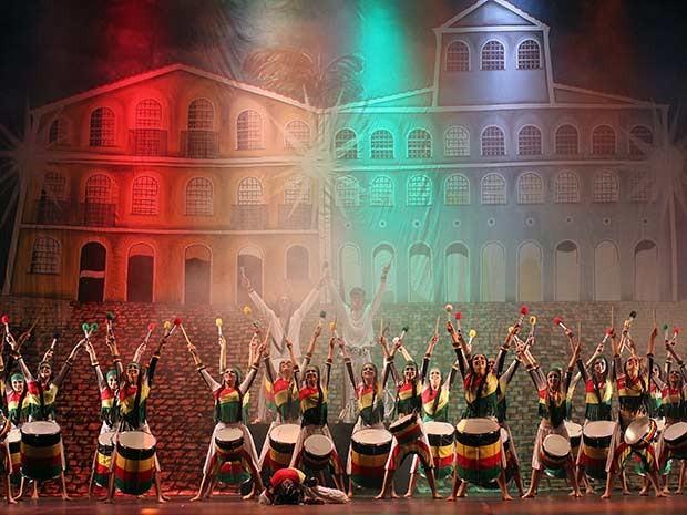 Grupo Corpo Livre no Festival de Dança de Joinville (Foto: Agência Espetaculum/Divulgação)