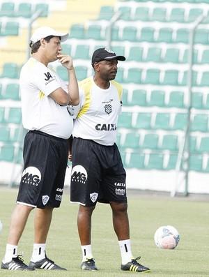 Adilson Batista, técnco do Figueirense (Foto: Luiz Henrique, Divulgação / Figueirense FC)